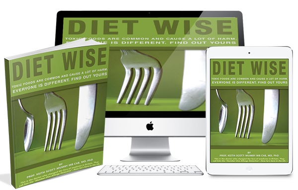 diet wise book cover